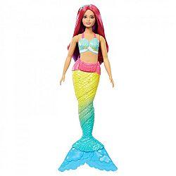 Barbie Dreamtopia sellők - Szivárvány sellő molett (kép 1)