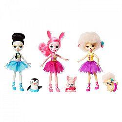 Enchantimals balerina babák játékszett (kép 1)