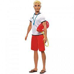 Barbie karrier babák - életmentő Ken (kép 1)