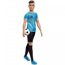 Barbie karrier babák - focista Ken (kép 1)