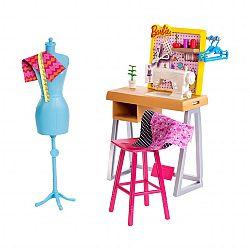 Barbie karrier kiegészítő szett - varrónő (kép 1)
