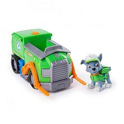 Mancs őrjárat járművek - Rocky és átalakuló kukásautója (kép 1)