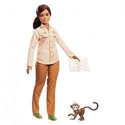 Barbie National Geographic babák - Vadvilági természetvédő (kép 1)