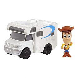 Toy Story 4 minifigurák járművel - Woody (kép 1)