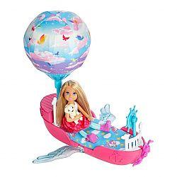 Barbie Dreamtopia Chelsea léghajó ággyal (kép 1)