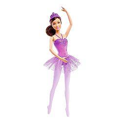 Barbie Dreamtopia tündérmese balerina - Lila (kép 1)