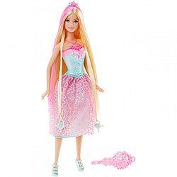 Barbie Dreamtopia végtelen csodahaj hercegnők - Szőke (kép 1)