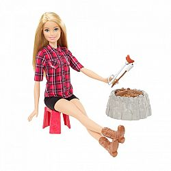 Barbie a tábortűznél (kép 1)