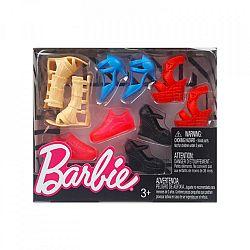 Barbie kiegészítők - cipő szett molett és magas babákra (kép 1)
