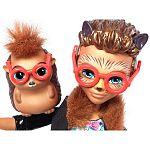 Enchantimals baba állatkával - Hixby Hedgehog és Pointer (kép 2)