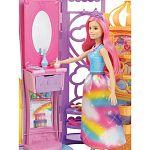 Barbie Dreamtopia szétnyitható kastély babával (kép 3)