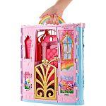 Barbie Dreamtopia szétnyitható kastély babával (kép 4)