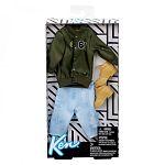 Barbie Ken ruhák - Zöld dzseki (kép 2)