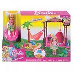 Barbie Chelsea trópusi játékszett (kép 4)