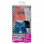 Barbie Ken ruhák - Csíkos felső (kép 2)