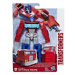 Transformers - Autobot Optimus Fővezér (kép 3)