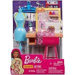 Barbie karrier kiegészítő szett - varrónő (kép 5)