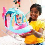 Barbie Dreamhouse Adventures - Helikopter (kép 5)