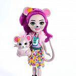 Enchantimals baba állatkával - Mayla Mouse és Fondue (kép 2)