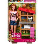 Barbie karrier játékszett - Farmer (kép 5)