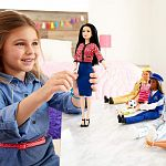 Barbie 60. évfordulós karrier babák - Polgármester baba (kép 3)