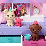 Barbie Princess Adventure Chelsea hercegnő hálója játékszett (kép 3)