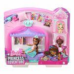 Barbie Princess Adventure Chelsea hercegnő hálója játékszett (kép 4)