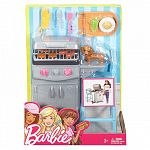 Barbie kerti bútorok kiegészítőkkel - grill (kép 2)