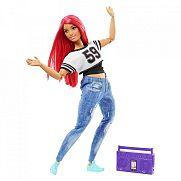 Barbie Sportoló babák - táncos molett