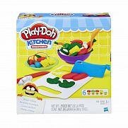 Play-Doh Kitchen Creations - szeletelő készlet