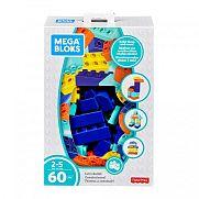 Mega Bloks mini építőkockák - 60 db