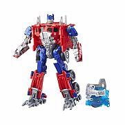 Transformers: Űrdongó - Energon Igniters Nitro Series Optimus fővezér