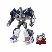 Transformers: Űrdongó - Energon Igniters Nitro Series Barricade