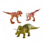 Jurassic World mini dínók 3 darabos szett - T-Rex