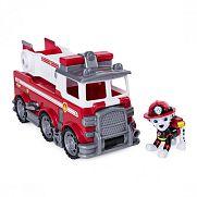 Mancs őrjárat észvesztő mentés - Marshall és tűzoltóautója