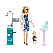 Barbie karrier játékszett - Fogorvos