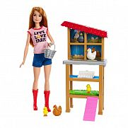 Barbie karrier játékszett - Farmer