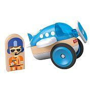 Fisher-Price Wonder Makers járművek - Repülőgép