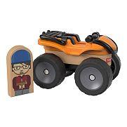 Fisher-Price Wonder Makers járművek - Narancssárga quad