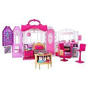 Barbie Szétnyitható ház