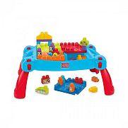 Mega Bloks Építő játékasztal