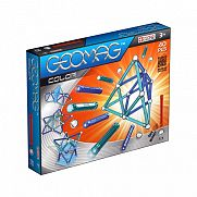 Geomag mágneses építő - Color 40 db