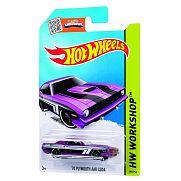 Hot Wheels Workshop - 70 Plymouth AAR Cuda