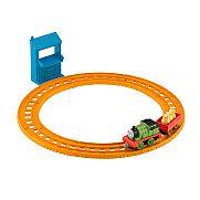 Thomas Collectible Railway alap szett - Percy a levélkézbesítő