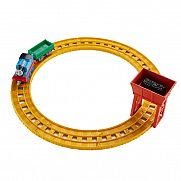 Thomas Collectible Railway alap szett - Thomas szénszállítmánya