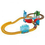 Thomas Collectible Railway - Cápa szállítás