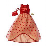 Barbie ruhák - szivecskés alkalmi ruha