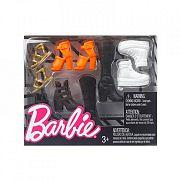 Barbie kiegészítők - cipő szett alacsony és normál babákra